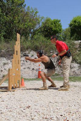 Julio Anta Tactical Shooting
